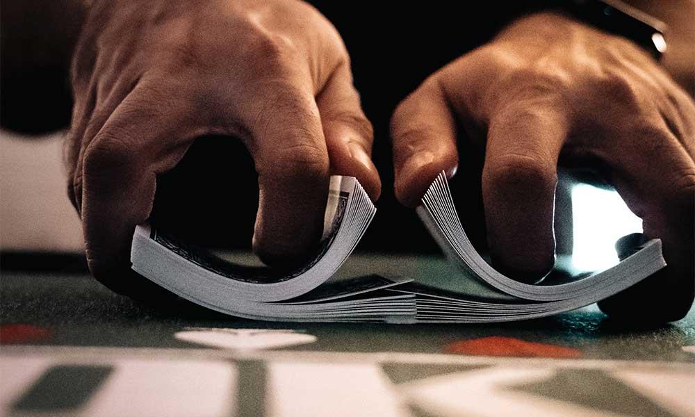 Focus in Poker