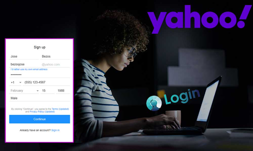 How You Can Log in to Your Yahoo Email Account