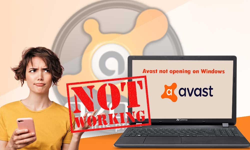 Troubleshoot Avast not Working Issues on Windows 10