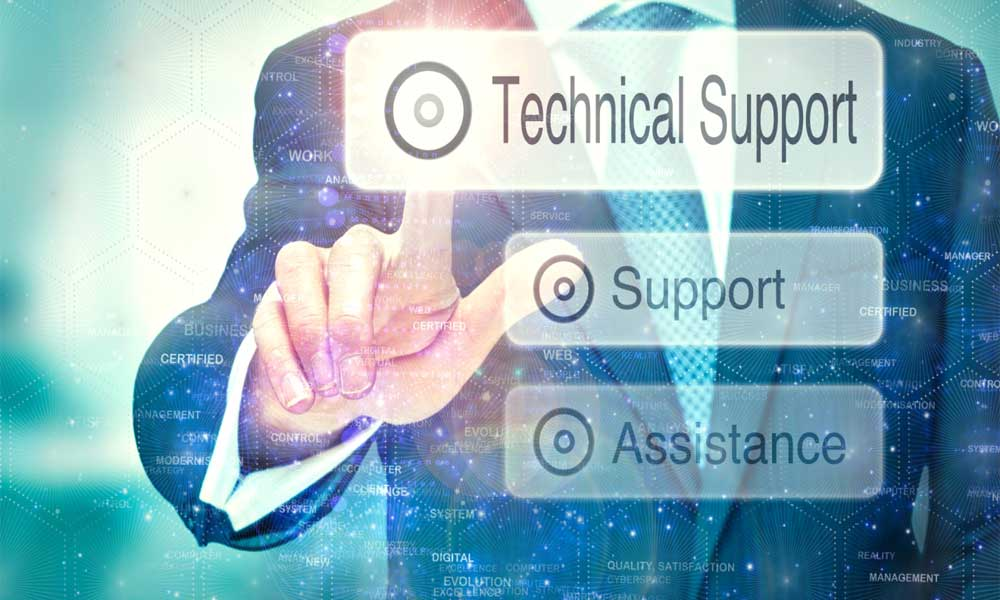 Importance of Tech Support