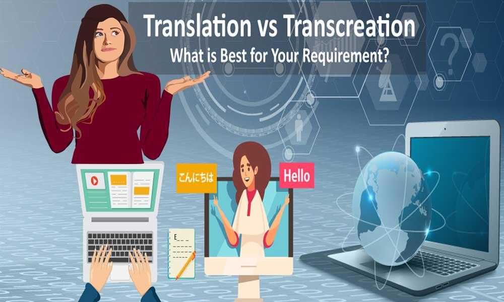 Marketing Translation vs Transcreation